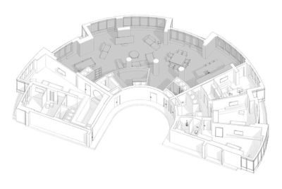 "Дизайн интерьера ""Yogo Apartment"" с железным характером by Sergey Makhno Architects - фото 29"
