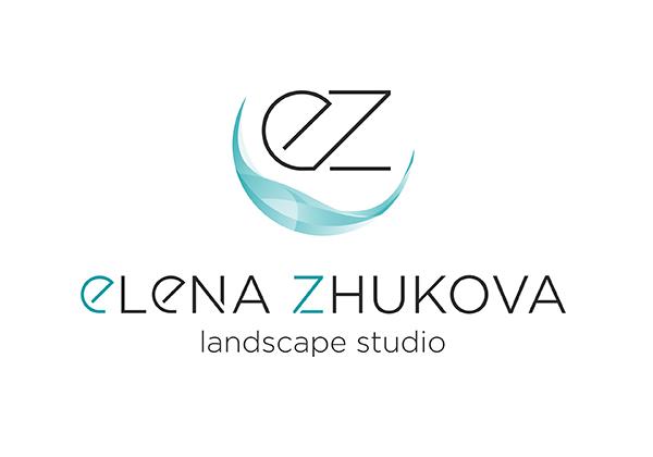zhukova logo - Ландшафтная композиция в Новоселках (Вышгород) by ElenaZhukova landscape studio